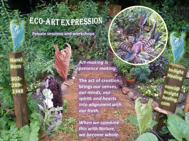 Eco Art ad